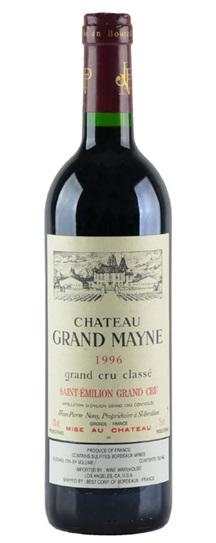1994 Grand-Mayne Bordeaux Blend