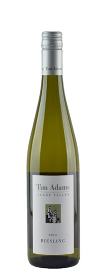2012 Tim Adams Riesling