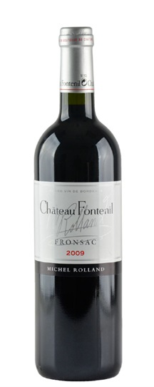 2009 Fontenil Bordeaux Blend
