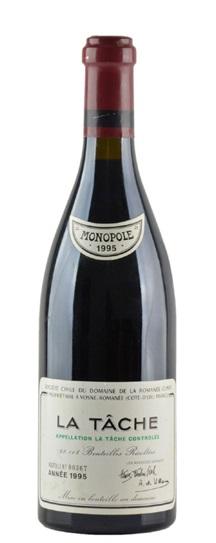 1995 Romanee Conti, Domaine de la La Tache Grand Cru