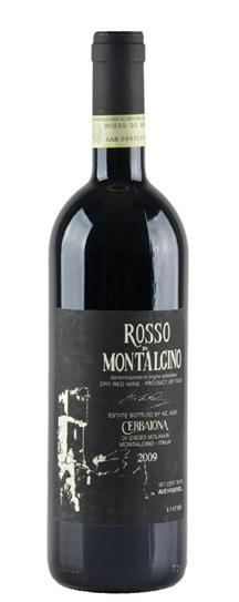 2009 Cerbaiona Rosso di Montalcino