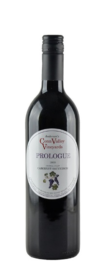 2009 Conn Valley Cabernet Sauvignon Prologue