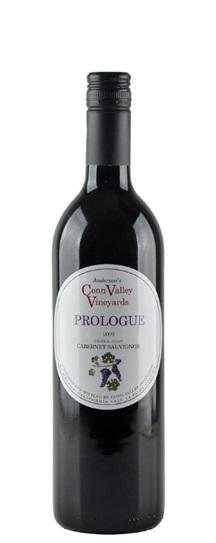 2008 Conn Valley Cabernet Sauvignon Prologue