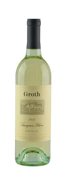 2012 Groth Sauvignon Blanc
