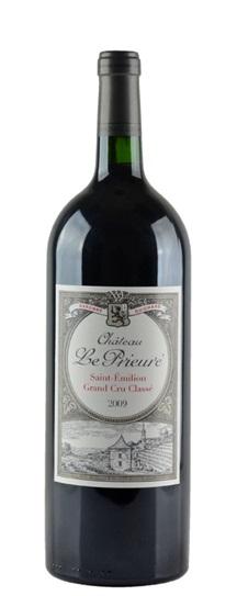 2009 Le Prieure Bordeaux Blend