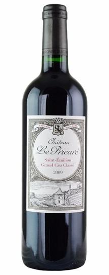 2018 Le Prieure Bordeaux Blend