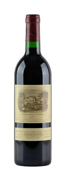 1993 Lafite-Rothschild Bordeaux Blend