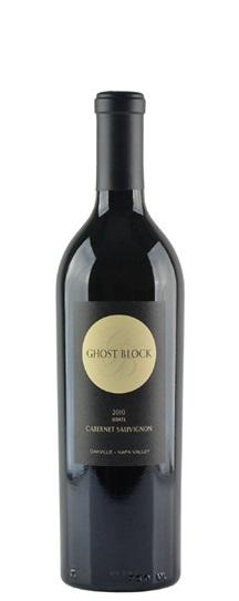 2010 Ghost Block Cabernet Sauvignon