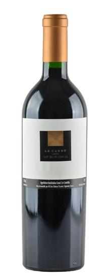 2006 Carre, Le Bordeaux Blend