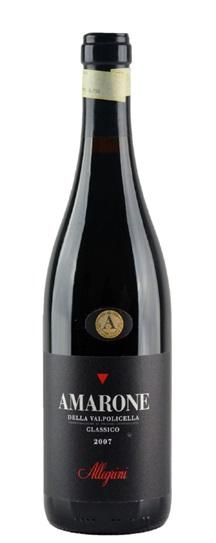 2000 Allegrini Amarone Classico
