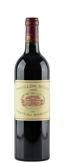 2009 Margaux, Pavillon Rouge du Chateau Bordeaux Blend