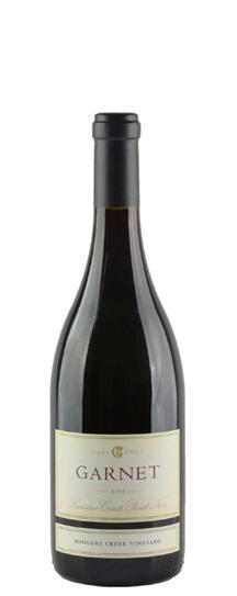 2010 Garnet Pinot Noir Rodgers Creek Vineyard