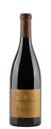 2007 Carmel Road Pinot Noir Arroyo Secco