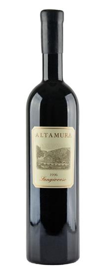 1996 Altamura Sangiovese
