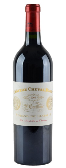 2008 Cheval Blanc Bordeaux Blend