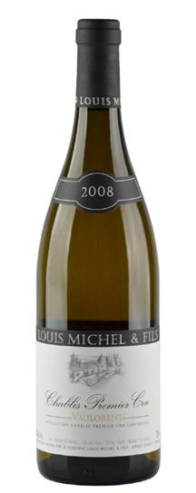 2008 Louis Michel Chablis Vaulorent Premier Cru