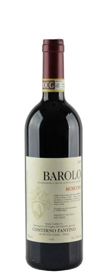 2008 Conterno, Fantino Barolo Mosconi