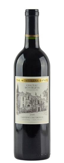 2005 Chateau Montelena Cabernet Sauvignon Estate