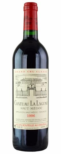 1983 Lagune, La Bordeaux Blend
