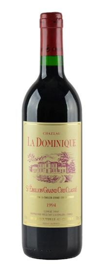 1996 Dominique, La Bordeaux Blend
