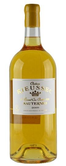 2009 Rieussec Sauternes Blend