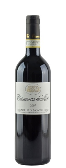 2007 Casanova di Neri Brunello di Montalcino