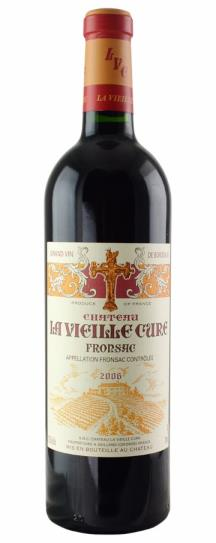 2006 La Vieille Cure Bordeaux Blend