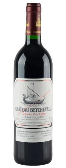 1996 Beychevelle Bordeaux Blend
