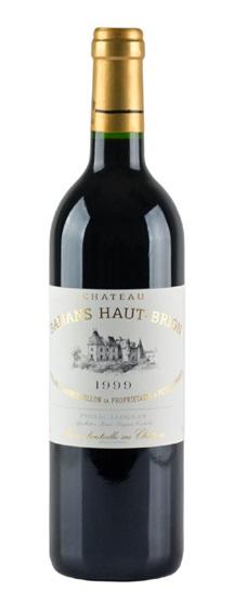 1999 Bahans-Haut-Brion Bordeaux Blend