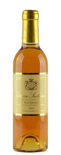 1982 Chateau Suduiraut Sauternes Blend