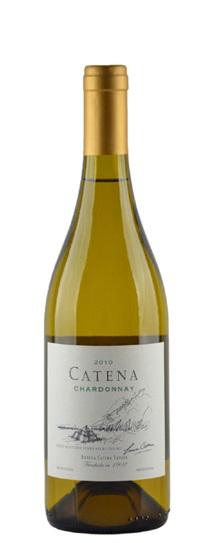 2010 Catena Zapata, Bodegas Catena Chardonnay