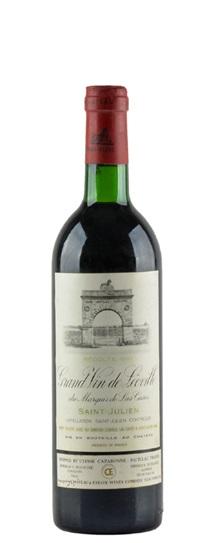 1980 Leoville-Las Cases Bordeaux Blend