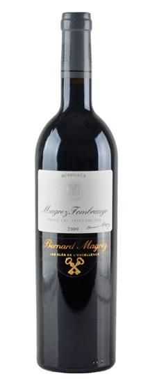 2016 Magrez Fombrauge Bordeaux Blend