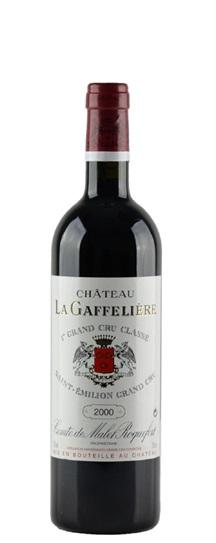 2000 Canon la Gaffeliere Bordeaux Blend