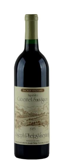 1985 Phelps, Joseph Cabernet Sauvignon Backus Vineyard