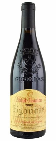 2009 St Damien, Domaine Gigondas Vieilles Vignes