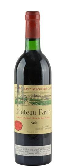 1982 Pavie Bordeaux Blend