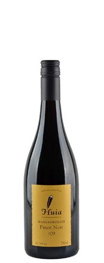 2009 Huia Pinot Noir