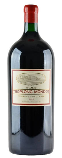 2010 Troplong-Mondot Bordeaux Blend