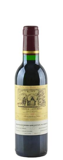 1989 Cantemerle Bordeaux Blend