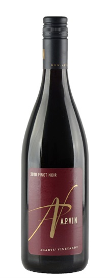 2010 A.P. Vin Pinot Noir Garys' Vineyard