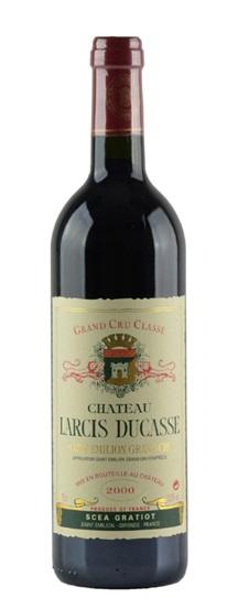 2000 Larcis-Ducasse Bordeaux Blend