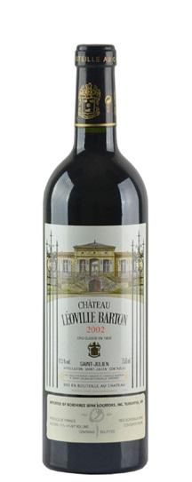 2002 Leoville-Barton Bordeaux Blend