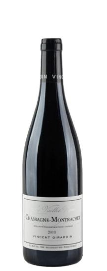2010 Girardin, Vincent Chassagne Montrachet Vieilles Vignes Rouge