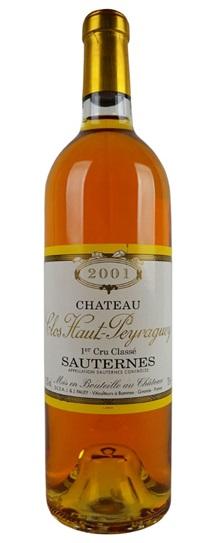 2007 Clos Haut Peyraguey Sauternes Blend