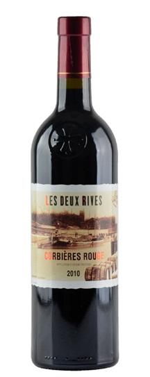 2010 Les Deux Rives Corbieres Rouge