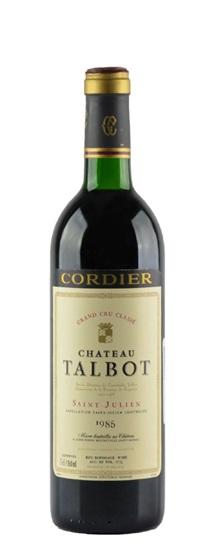 1986 Talbot Bordeaux Blend