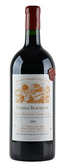 2002 Beausejour (Duffau Lagarrosse) Bordeaux Blend