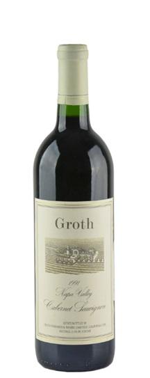 1990 Groth Cabernet Sauvignon