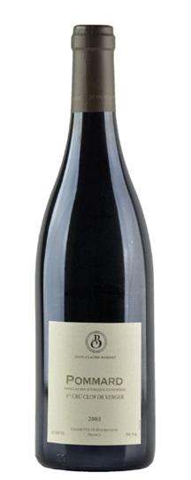 2003 Boisset, Jean-Claude Pommard 1er Cru Clos de Verger